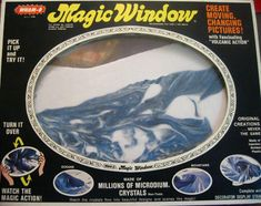 Wham-O Magic Window! I loved my Magic Window! 70s Toys, Retro Toys, Vintage Toys, Vintage Ideas, Vintage Images, My Childhood Memories, Childhood Toys, Great Memories, School Memories
