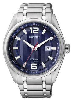 Relojes Citizen Super Titanium AW1240-57M