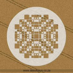 Crop circle discovered on 6th August 2004 at Hillwood - nr Aldbourne, Wiltshire, UK.