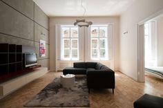 94 sqm apartment, Budapest