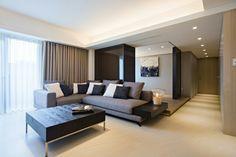 Wu' apartment-06 Outdoor Sectional, Sectional Sofa, Outdoor Furniture, Outdoor Decor, Home Decor, Houses, Homemade Home Decor, Modular Sofa, Corner Sofa