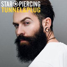 Piercing, Star Wars, Plugs, Pierced Earrings, Piercings, Starwars, Peircings, Star Wars Art, Piercing Ideas