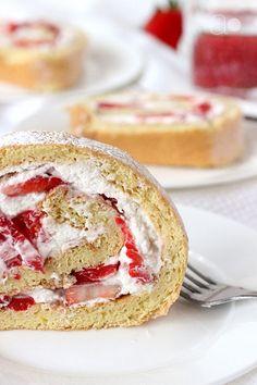 ambrosia: Strawberry Shortcake