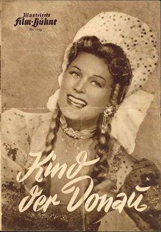 1950 Illustrierte Film-Bühne Nr. 1113 - Kind der Donau