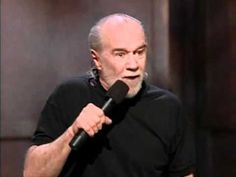 George Carlin - Mickey Mouse, My Favorite!