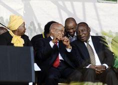 Limpopo ANC rejects Zuma's two deputy presidents proposal.  ANC zuma, cyril and dlamini
