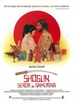 """Shogun señor de samurais (1980) """"Shogun"""" de Jerry London - tt0083069"""