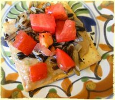 Rancho Gordo: Cooking: Wild Rice and Bean Appetizer