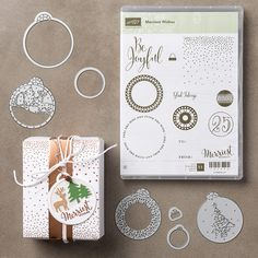 Merriest Wishes Bundle, Stampin' Up!