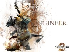 Guild Wars 2 Engineer Wallpaper