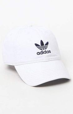 fb22dcdff16 adidas Washed Canvas Dad Hat at PacSun.com