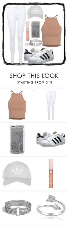 """""""#Simple🌟"""" by babyyfinee30 ❤ liked on Polyvore featuring NLY Trend, Miss Selfridge, Agent 18, adidas Originals, Topshop, Paul & Joe, John Hardy and Journee Collection"""