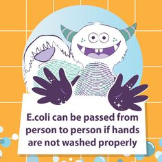 The storybook helps teach children the key times to wash their hands Monster Hands, Help Teaching, Hand Washing, Kids Learning, Key, Times, Children, Books, Livros