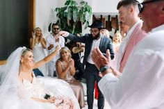 Alexa and Jake created a modern luxe all-white wedding at Noku Beach House in Seminyak, and it was seriously magic! See all of the stunning details. Bali Wedding, Our Wedding, Destination Wedding, Bridesman, All White Wedding, Under The Stars, Floral Hair, Newlyweds, Wedding Planner