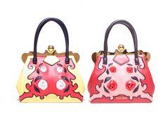..A Mui Mui bag to match my Prada shoes perhaps?