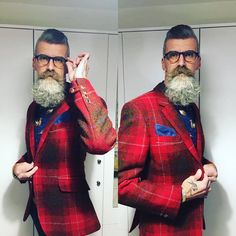 Latest Eyewear Trends: 2019 Most Popular Fashion Frames - Vint&York Stylish Beards, Eyewear Trends, Of Brand, Must Haves, Vintage Inspired, How To Look Better, Your Style, Blazer, Popular