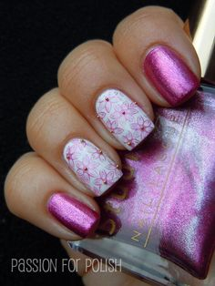 Hand-y Feats and Other Treats: Guest Post: Ashley from Passion for Polish