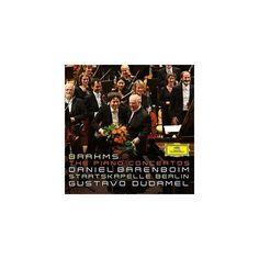 Daniel Barenboim - Brahms: The Piano Concertos (CD)