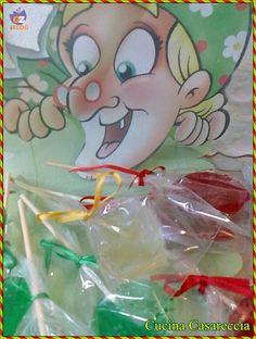 Lecca Lecca ricetta dolci per bambini e per i grandi