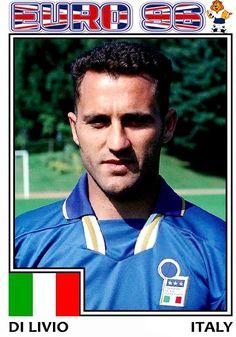 Euro 96, Soccer, Football, Italy, Baseball Cards, Sports, Hs Sports, Futbol, Futbol