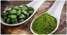 Did you know that spirulina can heal skin cells, prevent skin tumors & protect women from vulvar cancer? Learn about the benefits of spirulina for skin! Good Healthy Recipes, Healthy Life, Healthy Snacks, Healthy Eating, Natural Cancer Cures, Natural Cures, Diabetes, Cancer Fighting Foods, Alkaline Foods