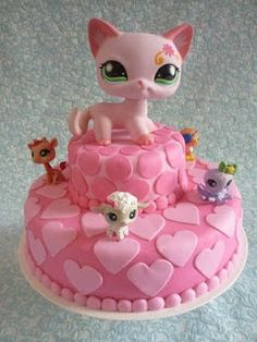 Analucia Dulces: Littlest Pet Shop