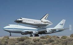 Space Shuttle Endeavor left Edwards Air Force Basic at 8:17 a.m. today for the final leg of its cross-country flight.