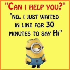 If you are looking for Funny Quotes we have fine collection of Funny Quotes LOL that are so hilarious and humor.Read This 20 Funny Quotes LOL Minion Humour, Funny Minion Memes, Crazy Funny Memes, Minions Quotes, Really Funny Memes, Funny Facts, Funny Jokes, Minions Fans, Funniest Jokes