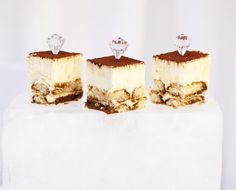 "new year's eve desserts | Too Cute Tiramisu for New Years Eve dessert! | The ""Most Wonderful Ti ..."