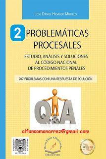 LIBROS EN DERECHO: PROBLEMÁTICAS PROCESALES Estudio Análisis y Soluci...