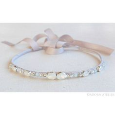 Jewel you love me? S P A R K L E crown hand beaded with oversize opal crystal rhinestones. #adornatelier #crown #jewel #westcoast #accessory #sparkle  Don't forget this crown accessory doubles as a tie up belt/sash
