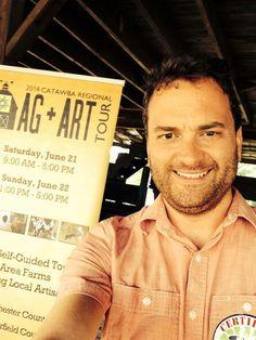 Ag+Art Tour of Lancaster County  www.catawbaagandarttour.com