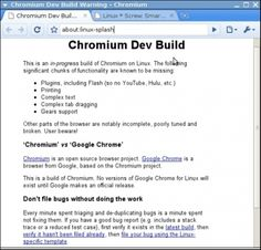 Download Chromium Browser 64bit