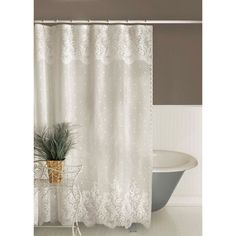 High End Shower Curtain Liner
