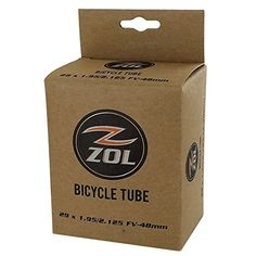 Bike Tubes - Zol Multipack Mountain MTB Bike Bicycle Inner Tube 29x1952125 PRESTAFRENCH Valve 48mm ** You can find out more details at the link of the image.
