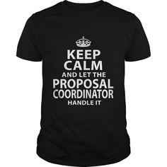 (New Tshirt Design) PROPOSAL-COORDINATOR [Tshirt design] Hoodies Tee Shirts