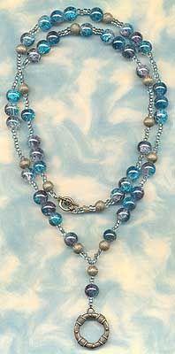 Jewelry, beads, necklace, lanyard, eyeglasses holder