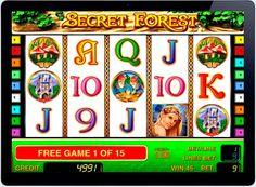 Secret Forest – волшебный автомат на деньги в онлайн казино.  Окунуться в магический мир фей, эльфов и даже единорогов предлагает компания Novomatic, создавшая для онлайн казино популярный слот Secret Forest с моментальным выводом денег. Наличие 5 барабанов и 9 сюжетных линий, на