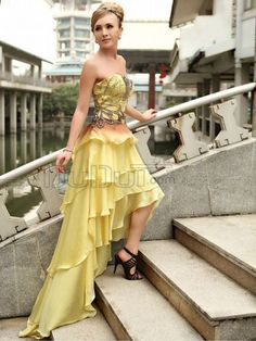 layers asymetrical dresses - Google Search
