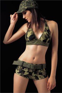 Army camo bikini galleries 456