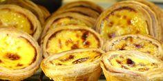 Portugiesische Pudding-Törtchen selbstgemacht                                                                                                                                                                                 Mehr