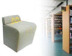 Dutch designer Jelte van Geest, This chair will follow you around