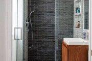Фото 35 Дизайн белой ванной комнаты (75 фото): «чистая» гармония