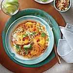 Curried Shrimp with Peanuts Recipe | MyRecipes.com