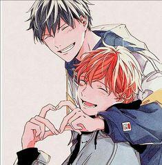 zhanyi Anime: Given Otaku Anime, Manga Anime, Lgbt Anime, Fanarts Anime, Anime Characters, Cute Anime Guys, Anime Love, Animé Fan Art, Dibujos Cute