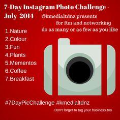 Coffee, Social Media & More Coffee: July 2014 Instagram Photo Challenge