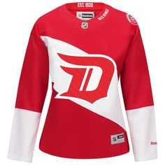 Shop Detroit Red Wings women's apparel and clothing at Fanatics, the World's largest selection of officially licensed gear. Ladies, gear up with Detroit Red Wings women's jerseys, shirts and clothing from top brands at Fanatics today. Nba Lebron James, Super Bowl Jerseys, Thunder Nba, Detroit Game, Stadium Series, Red Wings Hockey, Nhl Jerseys, Detroit Pistons, Detroit Red Wings