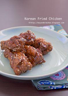 Non-Spicy Korean Fried Chicken