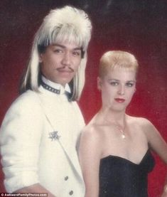 Bad hair day? Hair-raising and hilarious styles that have been caught on camera from mullets and mohawks to beehives and bowlcuts   Mail Online