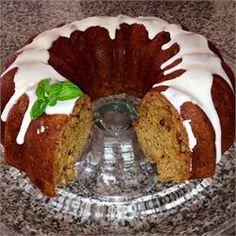 Fresh Pear Cake - Allrecipes.com